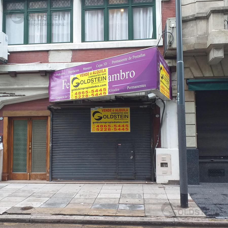 Foto Local en Alquiler en  Centro (Capital Federal) ,  Capital Federal  MONTEVIDEO 700