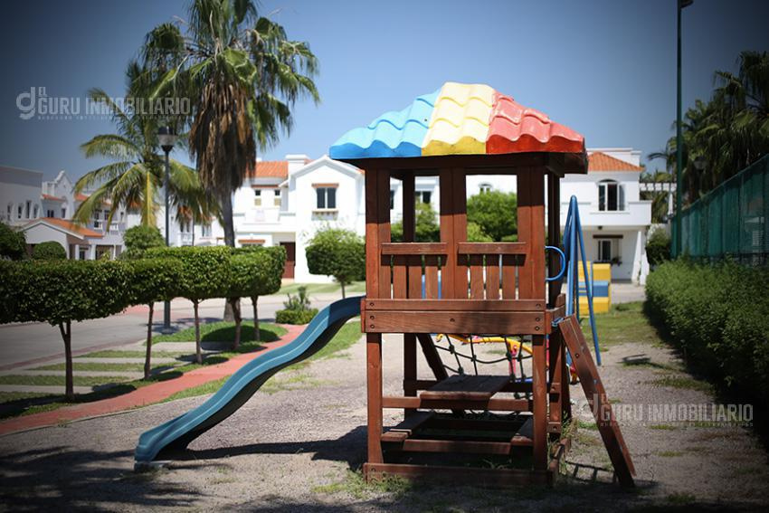 Foto Departamento en Renta en  Fraccionamiento Mediterráneo Club Residencial,  Mazatlán  Departamento En Renta Planta Baja en Residencial Privado