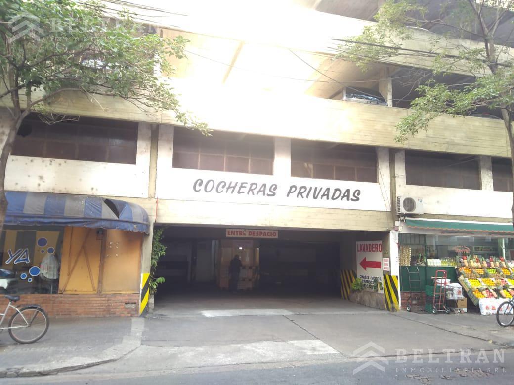 Foto Cochera en Venta en  Centro,  Rosario  Rioja al 600