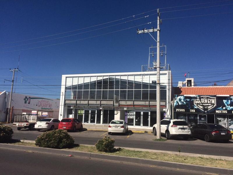 Foto Local en Renta en  Mirador,  Chihuahua  LOCAL COMERCIAL EN RENTA SOBRE PERIFÉRICO ORTIZ MENA
