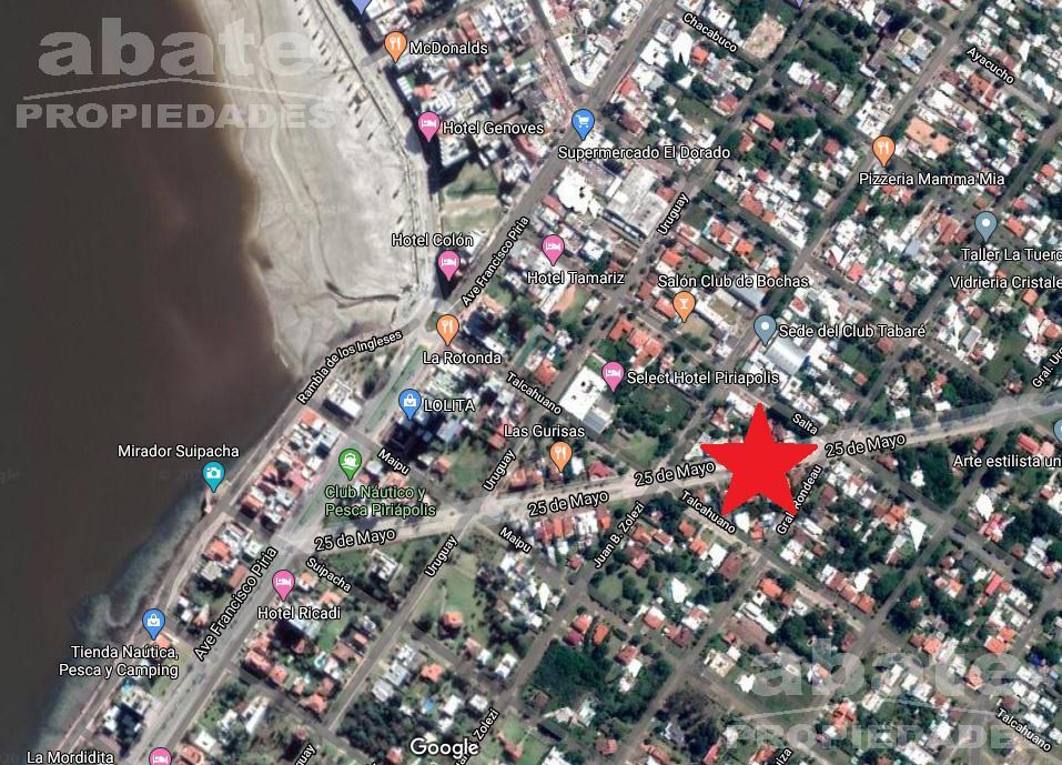 Foto Terreno en Venta en  Piriápolis ,  Maldonado  Av. 25 de Mayo y Talcahuano