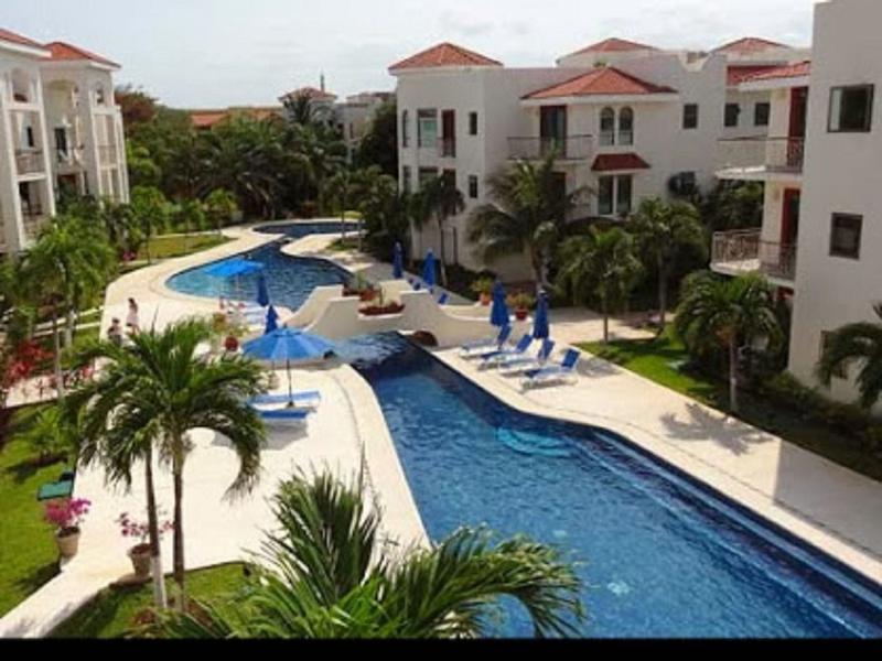 Foto Departamento en Venta en  Solidaridad,  Playa del Carmen  Paseo del Sol 106 coral, 3BRS Apartamento en Paseo del Sol en Playacar