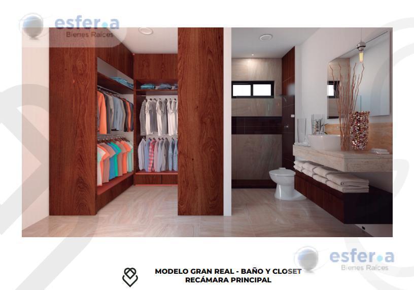 Foto Casa en Venta en  Fraccionamiento Real Montejo,  Mérida  Residencial Gran Real, casa en PREVENTA