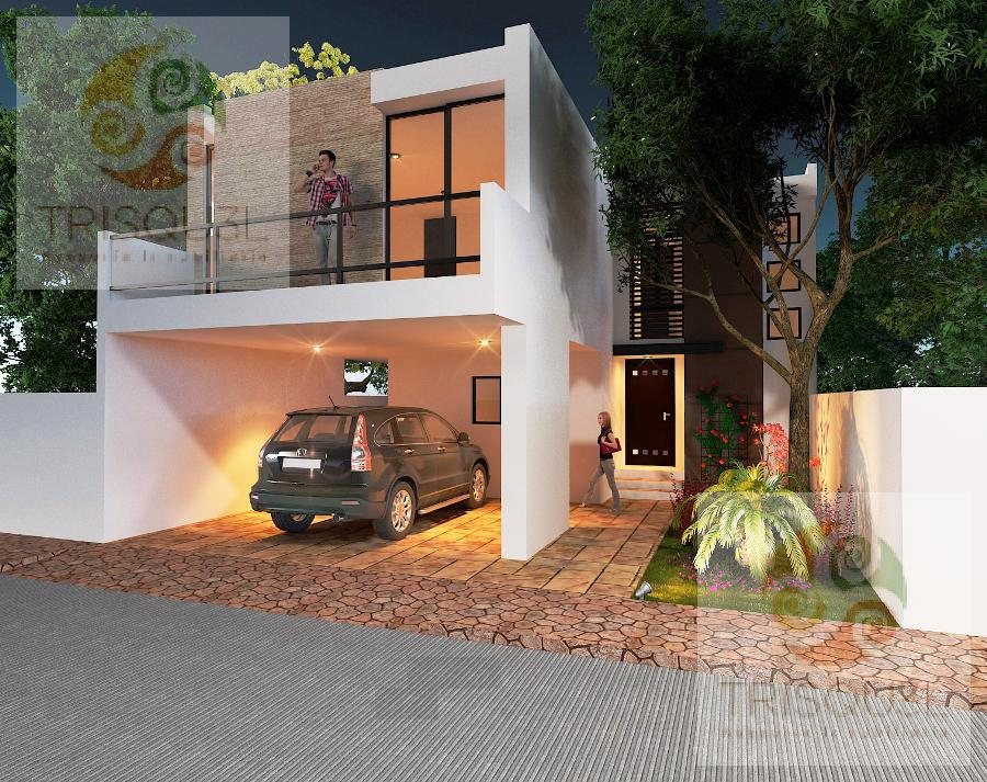 Foto Casa en condominio en Venta en  Temozon Norte,  Mérida  Temozón 20 Casa en venta Privada (Mod 269), Mérida Yucatán