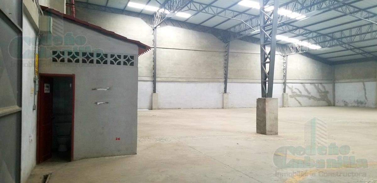 Foto Galpón en Alquiler en  Norte de Durán,  Durán  ALQUILER BODEGAS CON BAÑO VIA DURAN YAGUACHI $3/M2