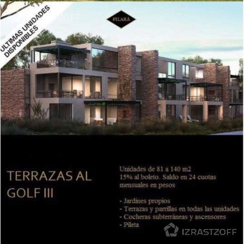 Departamento-Venta-Pilara-Pilara - Terrazas al Golf III