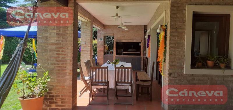 Foto Casa en Alquiler temporario en  El Portillo,  Countries/B.Cerrado (Escobar)  El Portillo Barrio Privado  Escobar