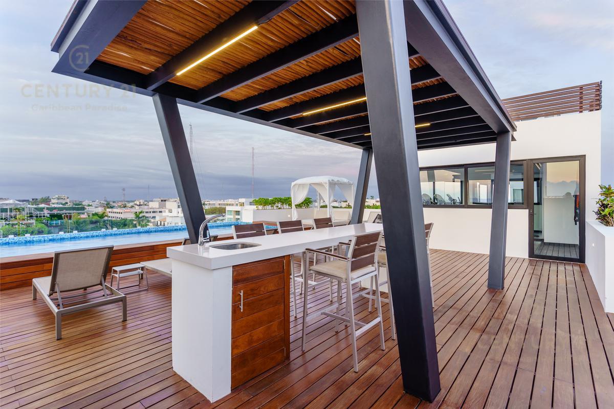 Playa del Carmen Apartment for Sale scene image 22