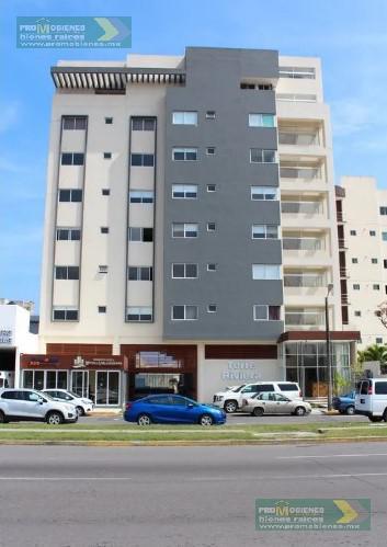 Foto Departamento en Renta en  Alvarado ,  Veracruz  DEPARTAMENTO DE LUJO EN RENTA EN LA RIVIERA VERACRUZANA