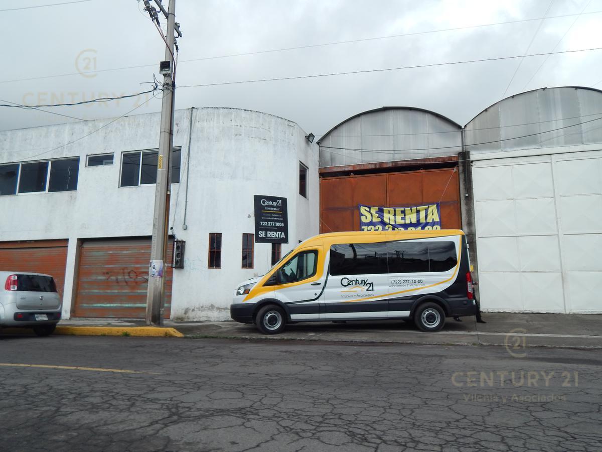 Foto Bodega Industrial en Renta en  Toluca ,  Edo. de México  Mariano Salgado