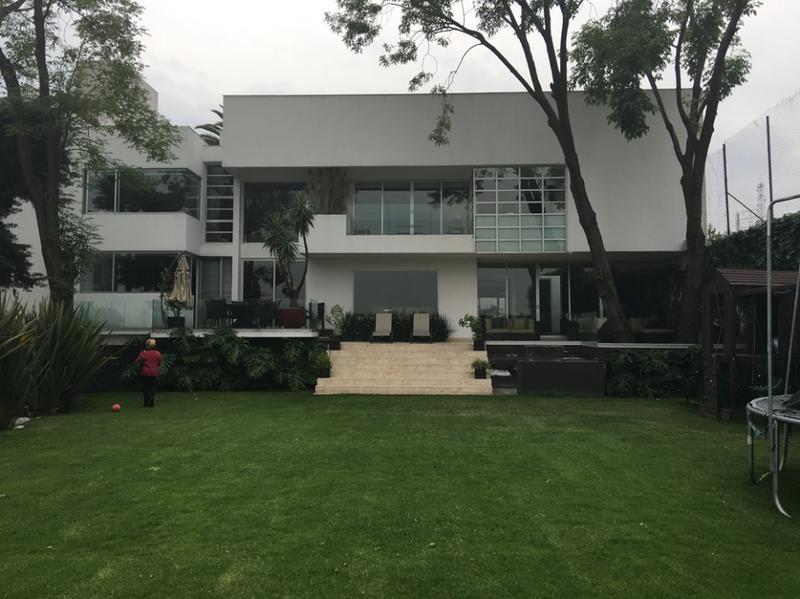 Foto Casa en Renta en  Lomas de Chapultepec,  Miguel Hidalgo  Excelente Residencia modernista con caseta de vigilancia