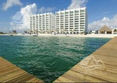 Foto Departamento en Renta en  Puerta del Mar,  Cancún  Departamento en Renta en Cancun/Puerta del Mar/La Playa