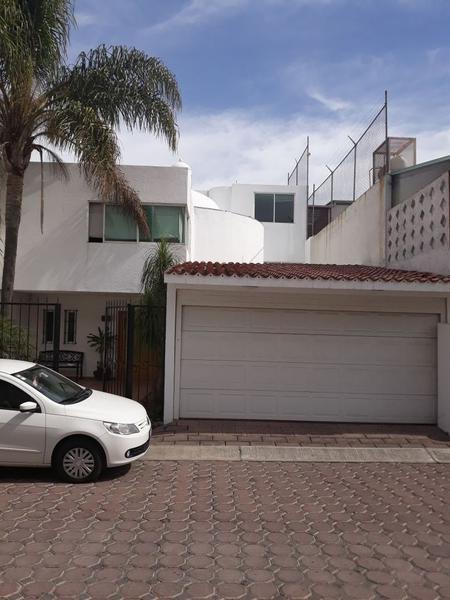 Foto Casa en Venta en  Morillotla,  San Andrés Cholula  Casa en Venta en Avenida Morillotla San Andres Cholula Puebla