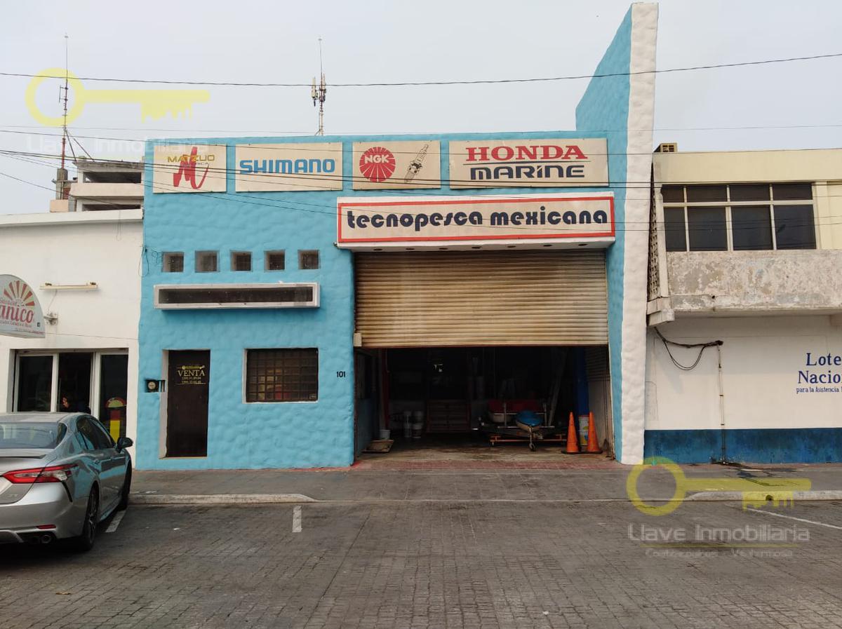 Foto Local en Venta en  Veracruz ,  Veracruz  Local en Venta, Frac. Faros, Ver.