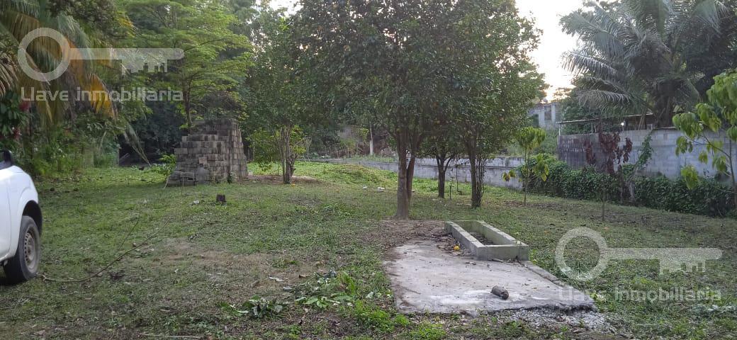 Foto Terreno en Venta en  Rancho o rancheria La Cruz del Bajío,  Villahermosa  Terreno en venta Rancheria La Cruz del Bajio Villahermosa