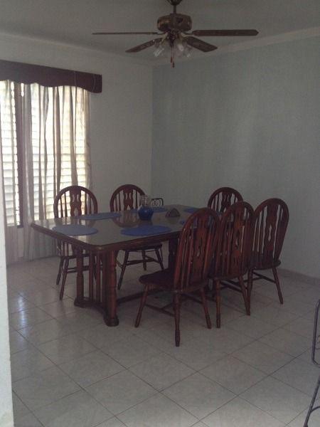 Foto Casa en condominio en Renta en  Fraccionamiento Las Palmas,  Mérida  CASA EN RENTA EN PRIVADA COCOTEROS EN CHUBURNA