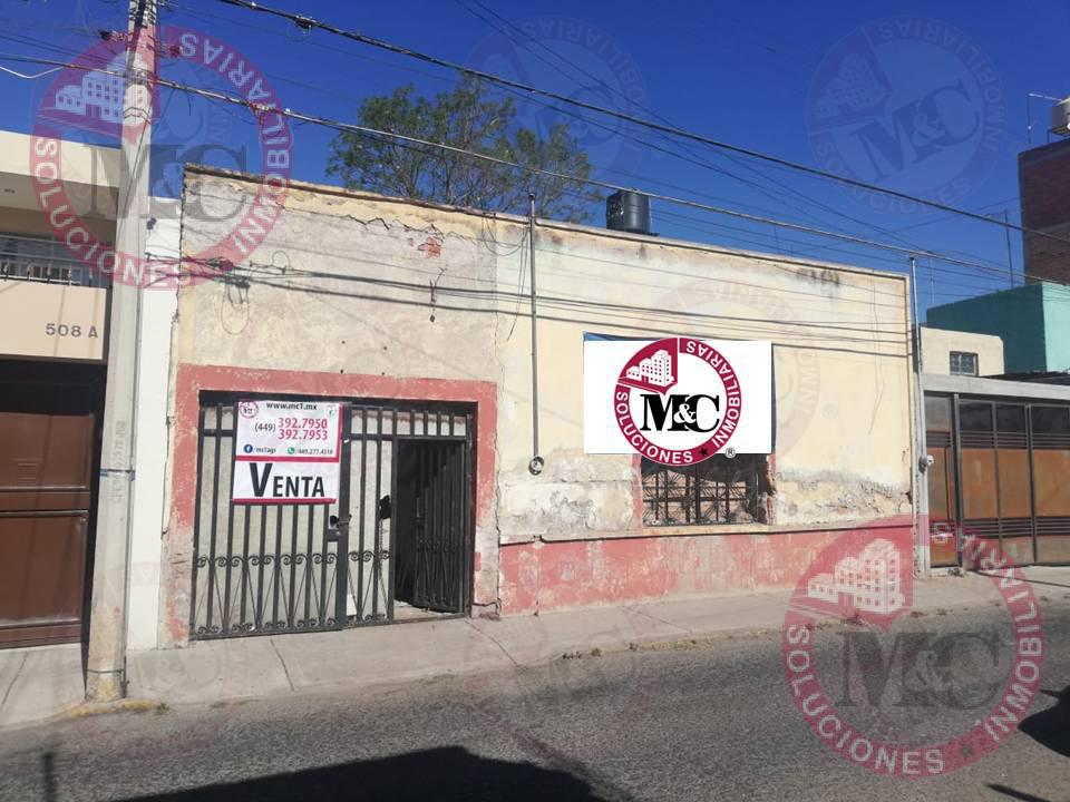 Foto Terreno en Venta en  San Pablo,  Aguascalientes  MC VENTA TERRENO EN EL CENTRO DE LA CIUDAD DE AGUASCALIENTES