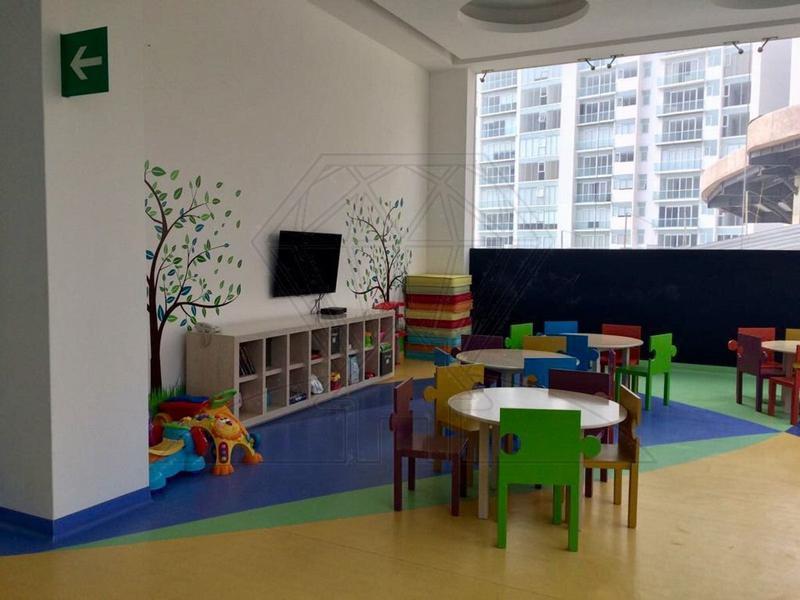 Foto Departamento en Venta en  Bosque Real,  Huixquilucan  Residencial Bosque Real Towers departamento en venta (VW)