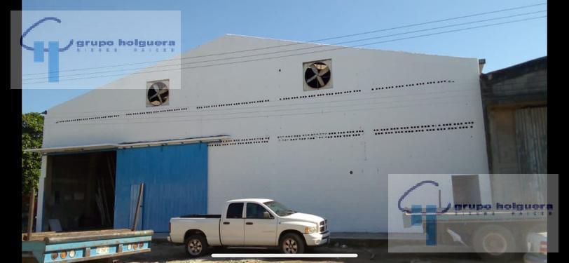 Foto Bodega Industrial en Renta en  Del Bosque,  Tampico  BODEGA EN COL. DEL BOSQUE, A DOS CUADRAS DE LA CARRETERA TAMPICO, MANTE