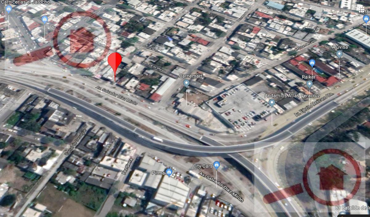 Foto Terreno en Venta en  Ejido Primero de Mayo Norte,  Boca del Río  Terreno en VENTA con excelente ubicación Comercial sobre Diaz Mirón en Veracruz
