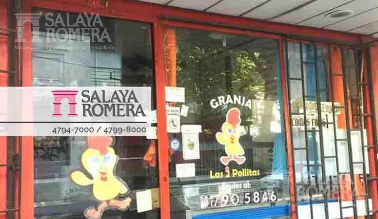 Foto Local en Alquiler en  Olivos,  Vicente Lopez  Sturiza al 600 entre las Vias y Rosales