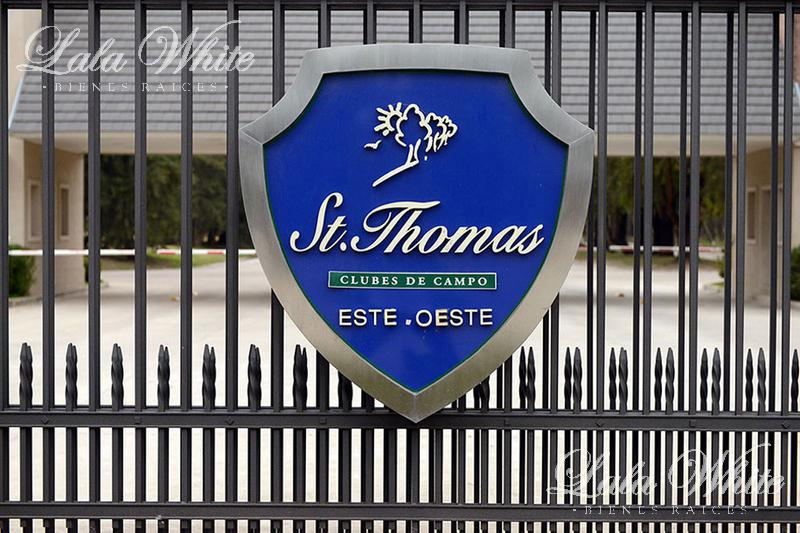 Foto Terreno en Venta en  Saint Thomas,  Countries/B.Cerrado (E. Echeverría)  Venta - Lote en Saint Thomas Oeste - Canning