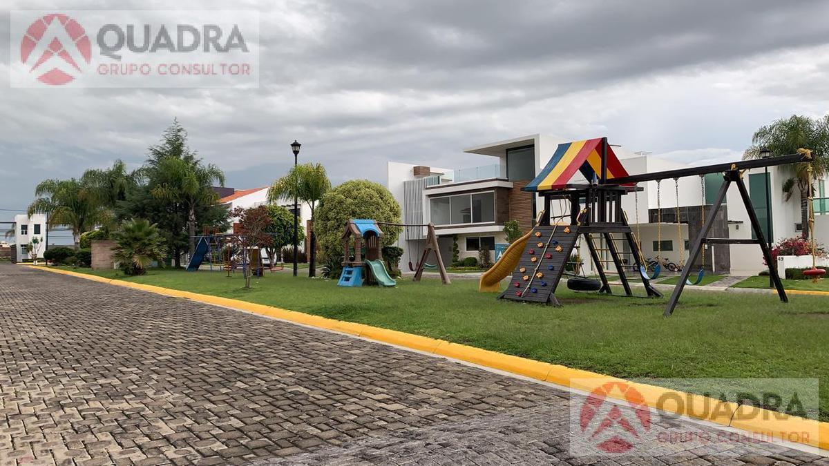 Foto Terreno en Venta en  Fraccionamiento Morillotla,  San Andrés Cholula  Terreno en Venta  en Morillotla La Herradura San Andres Cholula Puebla