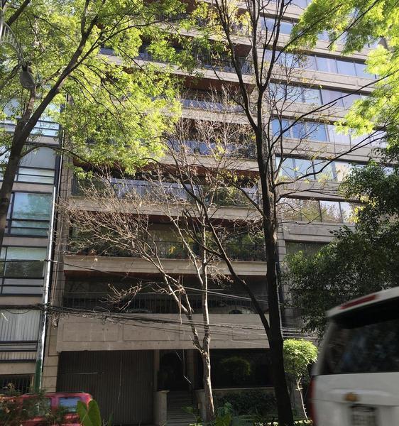 Foto Departamento en Venta en  Miguel Hidalgo ,  Distrito Federal  PH en Venta Campos Elíseos  75 / Con terraza