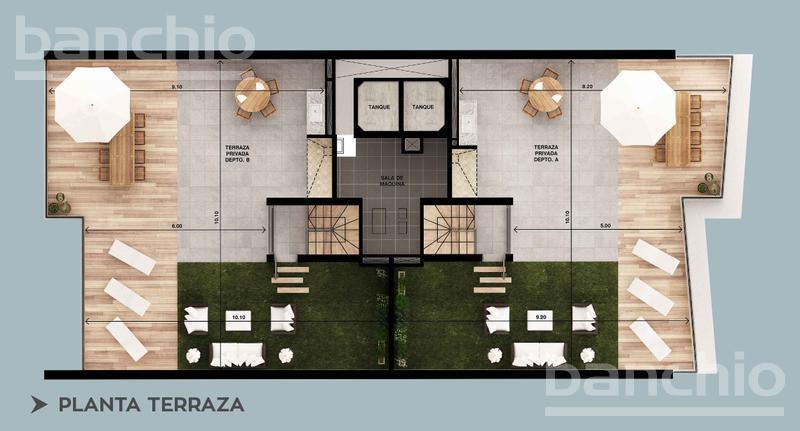 LAPRIDA al 1200, Rosario, Santa Fe. Venta de Departamentos - Banchio Propiedades. Inmobiliaria en Rosario