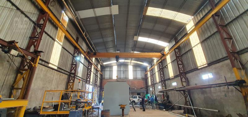 Foto Nave Industrial en Alquiler en  9 De Abril,  Esteban Echeverria  Republica de Perú 16