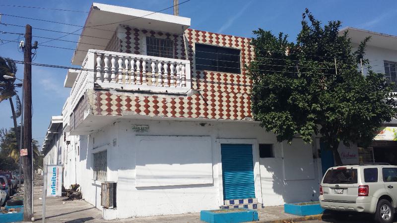 Foto Departamento en Renta en  Veracruz ,  Veracruz  VENTA Y RENTA de Edificio con Departamentos y Locales Col. Centro, VER