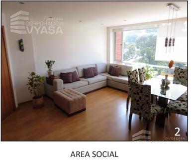 Foto Departamento en Venta en  Ponceano,  Quito  PONCEANO - LINDO DEPARTAMENTO DE VENTA DE 94 m2