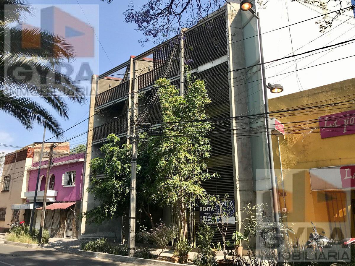 Foto Departamento en Renta en  Alvaro Obregón ,  Ciudad de Mexico  Departamento en Renta con Balcón, colonia Florida, Barranca del Muerto.