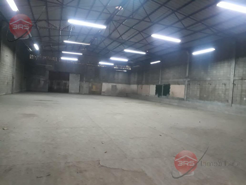 Foto Bodega Industrial en Renta en  Brisas del Polvorin,  San Pedro Sula  Bodega de 350m2 en alquiler en El Polvorin