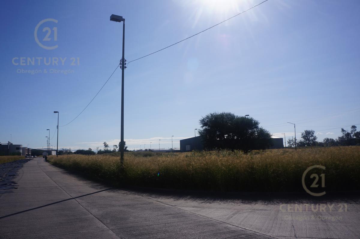 Foto Terreno en Venta en  Parque industrial Ecológico de León (Piel),  León  Parque industrial Ecológico de León (Piel)