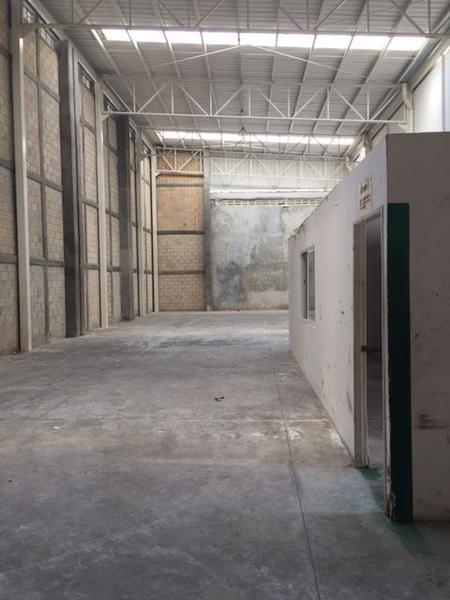 Foto Bodega Industrial en Renta en  Central de Bodegas,  Cancún  Bodega G