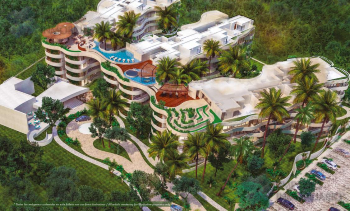 Foto Departamento en Venta en  ,  Tulum  Penthouse Venta Anah Hunab Tulum $275,000 Usd ERM1
