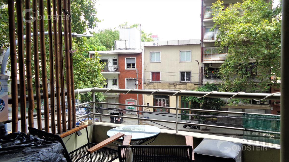 Foto Departamento en Venta | Alquiler en  Villa Crespo ,  Capital Federal  Justo, Juan B. Av. al 2300