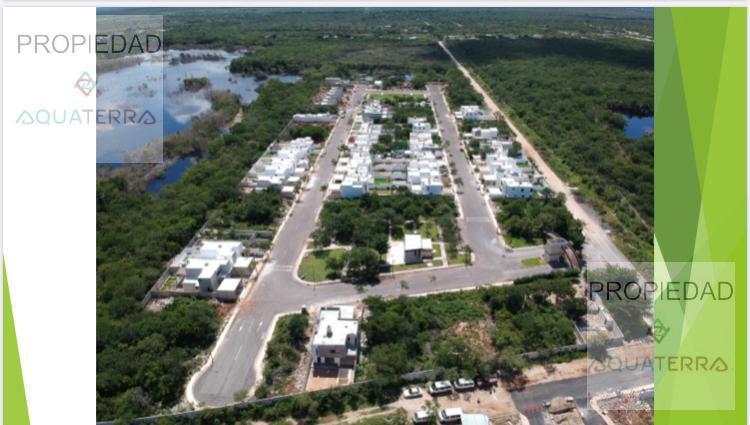 Terrenos en Hermosa Privada en Conkal Yucatán