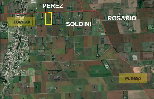 Foto Campo en Venta en  Soldini,  Rosario  S/ camino límite con Pérez