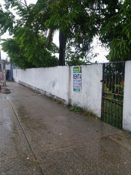 Foto Terreno en Renta en  Buenavista Norte,  Minatitlán  BOULEVARD INSTITUTOS TECNOLOGICOS