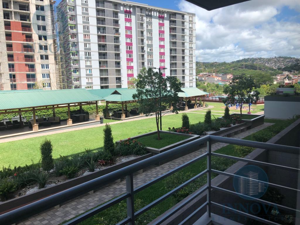 Foto Departamento en Renta en  Villa Olímpica,  Tegucigalpa  Apartamento en Renta Ecovivienda Etapa II