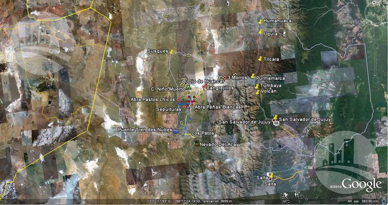 Foto Campo en Venta en  La Poma,  La Poma  CONFIDENCIAL