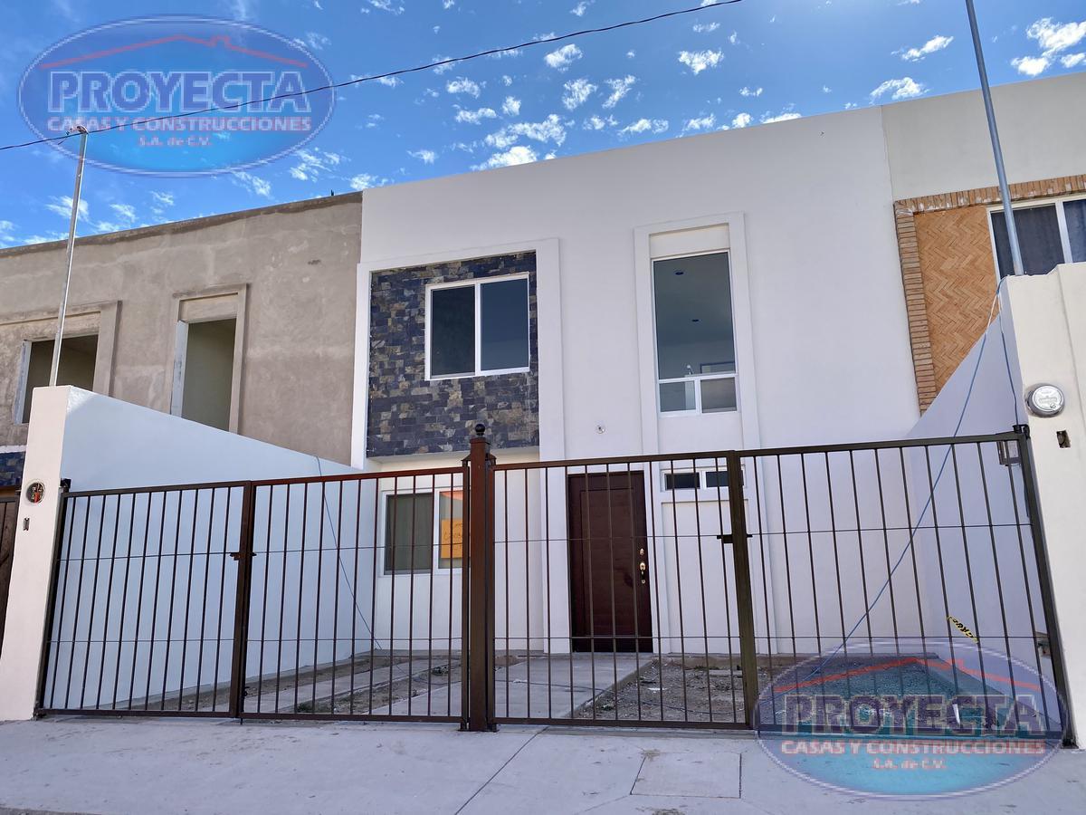 Foto Casa en Venta en  Fraccionamiento Las Nubes,  Durango    CASAS NUEVAS  A 2 CUADRAS DE BULVAR FIDEL VELAZQUEZ, FRAC. LAS NUBES II
