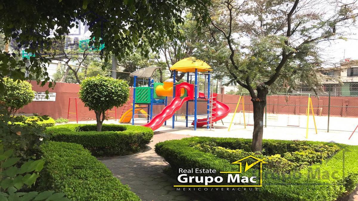 Foto Departamento en Renta en  San Isidro,  Azcapotzalco  Departamento Renta sobre Calz. San Isidro y Eje 3 Norte, Azcapotzalco