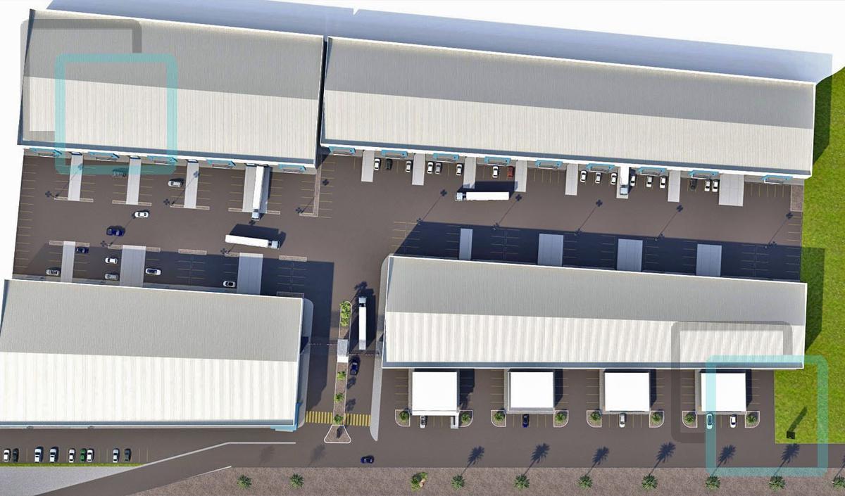 Foto Nave Industrial en Renta en  Gral. Escobedo ,  Nuevo León  NAVES INDUSTRIALES EN RENTA EN LA ZONA DE ESCOBEDO