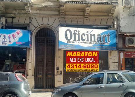 Foto Local en Alquiler en  Microcentro,  Centro  Viamonte al 900