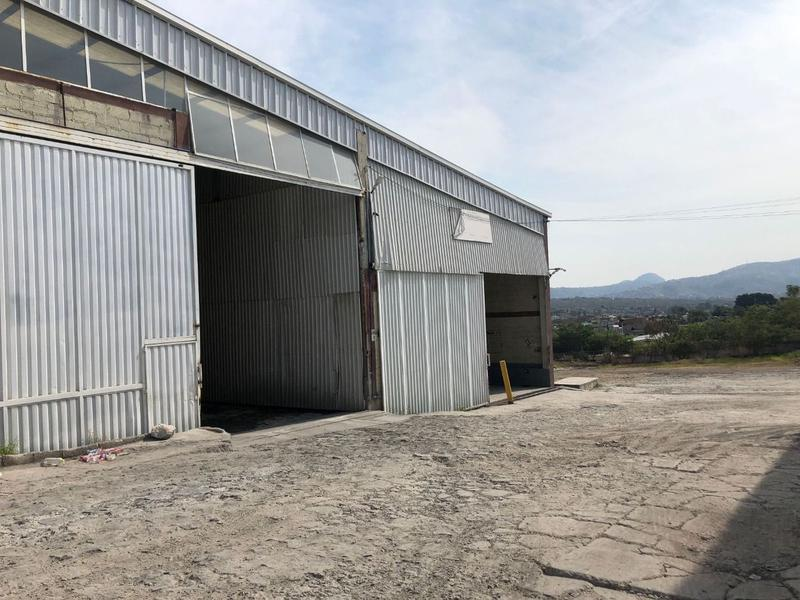 Foto Bodega Industrial en Renta en  Zona industrial Civac,  Jiutepec  Bodega Civac, Cuernavaca