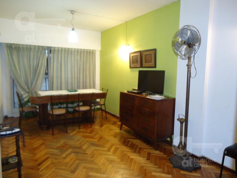 Foto Departamento en Alquiler temporario en  Recoleta ,  Capital Federal  Av. Santa Fe al 2600, entre Anchorena y Ecuador