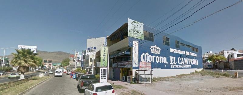 Foto Edificio Comercial en Venta en  Lomas Residencial Pachuca,  Pachuca  EDIFICIO COMERCIAL BLVD. EVERARDO MARQUEZ, PACHUCA